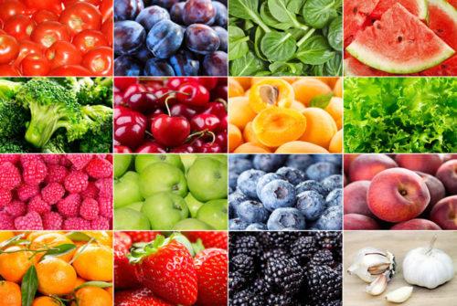 Persona e benessere  alimenti-cibi-ricchi-antiossidanti-500x335 Gli antiossidanti